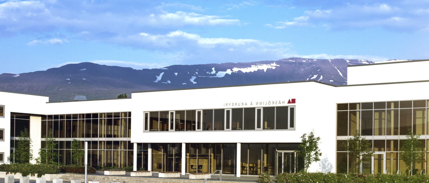 Akureyri Campus Building